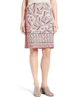 Global Trotter Skirt