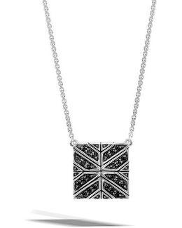 Sapphire Pendant Necklace