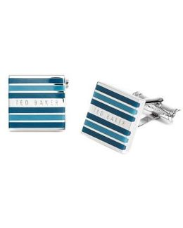 High Stripe Cuff Links