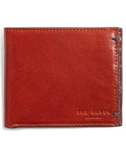 Aunat Leather Bifold Wallet