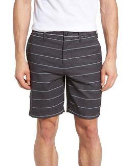 Stripe Dri-fit Shorts