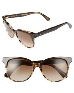 Arlynn 52mm Sunglasses