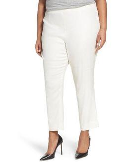Luxe Linen Blend Pants