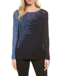 Blurred Lines Pullover