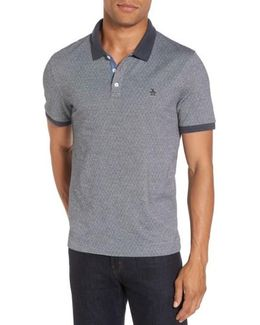 Bird's Eye Dobby Polo
