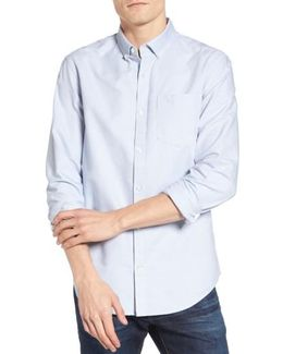Heritage Slim Fit Woven Shirt
