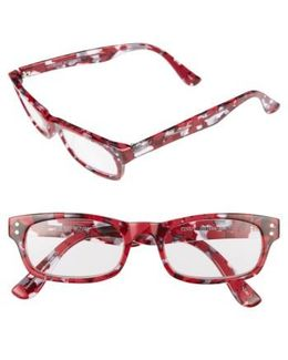 Cindy 50mm Reading Glasses - Berry