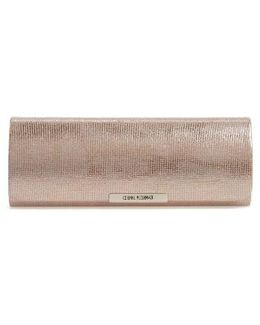 Oval Reading Glasses Case - Taupe