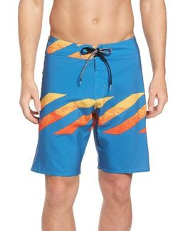 Macaw Mod 20 Swim Trunks