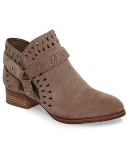 Calley Strappy Studded Bootie