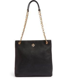 Frida Swingpack Leather Crossbody Bag