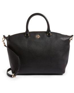 Frida Leather Shoulder Bag