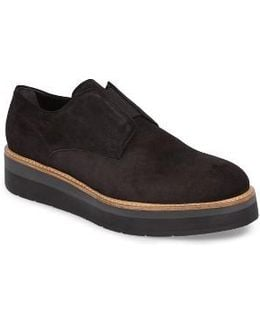 Davy Slip-on Platform Oxford