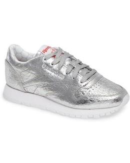 Classic Leather Hd Foil Sneaker