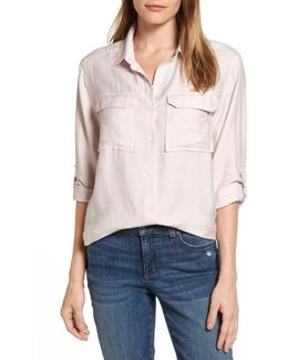 Rumple Roll Sleeve Shirt