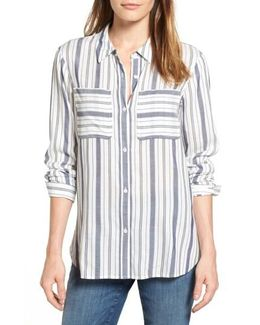 Variegated Stripe Shirt