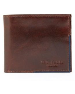 Carouse Bifold Leather Wallet