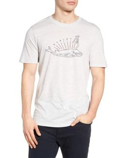Whaler Graphic T-shirt