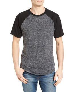 Still Classic Raglan T-shirt
