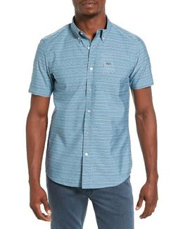 Sound Dri-fit Print Woven Shirt