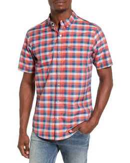 Havoc Dri-fit Plaid Woven Shirt