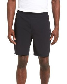 Alpha Trainer Plus Threat Training Shorts