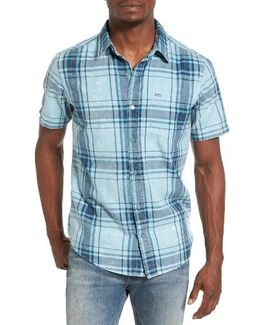 Archer Plaid Shirt