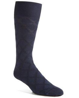 John W. Nordstrom Argyle Socks
