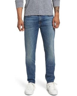 7 For All Mankind Slimmy Slim Fit Jeans