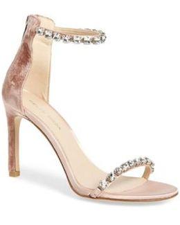 Frisk Embellished Sandal