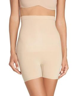 Spanx Shape My Day High Waist Shorts