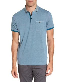 Leeds Oxford Modern Slim Fit Polo