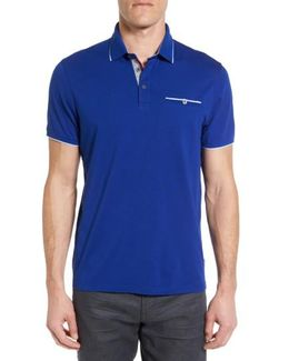 Derry Modern Slim Fit Polo