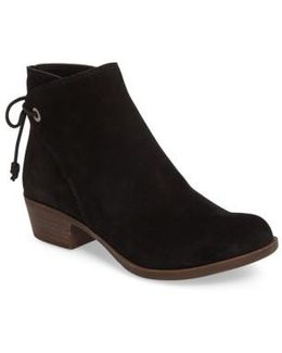 'gwenore' Bootie