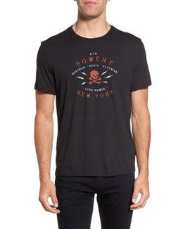 Bowery Graphic T-shirt