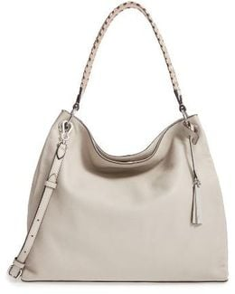 Nadja Leather Hobo