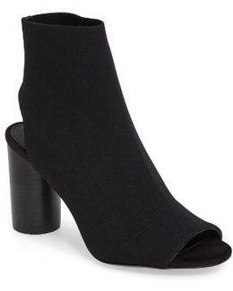 Sunnie High Peep Toe Sandal