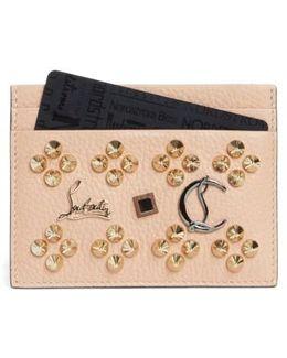 Kios Simple Leather Card Case