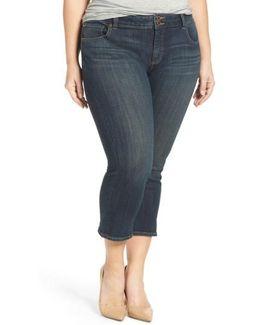 Emma Stretch Crop Jeans