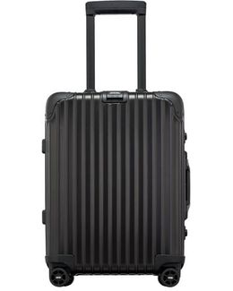 Topas 22-inch Cabin Multiwheel Aluminum Carry-on
