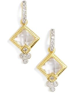Visionary Fusion Small Drop Earrings