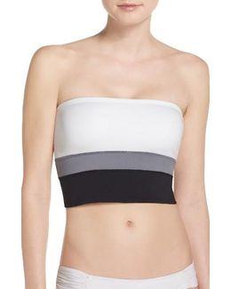 Longline Bikini Top