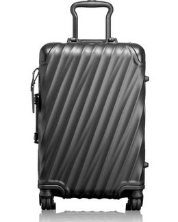 19 Degree Collection International Wheeled Aluminum Carry-on