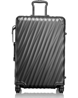 19 Degree Collection Wheeled Aluminum Short Trip Packing Case