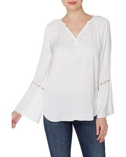 Finley Bell Sleeve Blouse