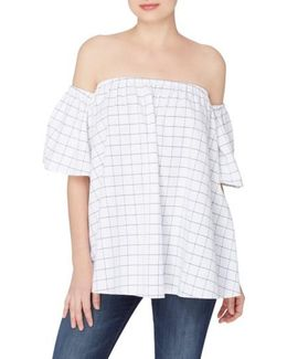 Beulah Off The Shoulder Blouse
