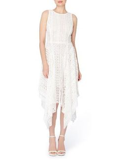 Webb Lace Midi Dress