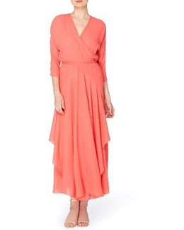 Larissa Chiffon Maxi Dress