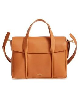 Beatrix Leather Satchel