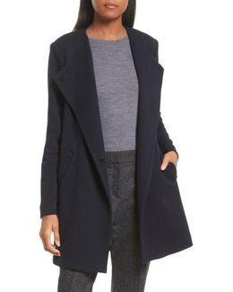 Nyma Cortina Asymmetrical Coat